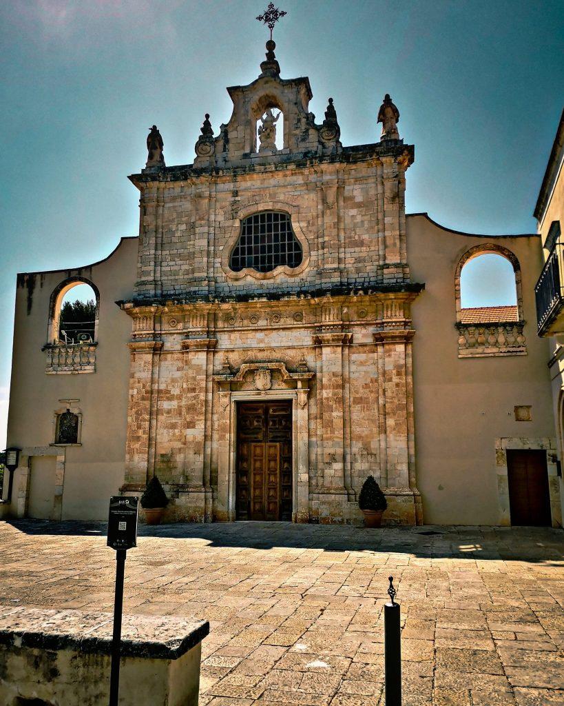 chiesa barocca di San Giacomo da Bitetto