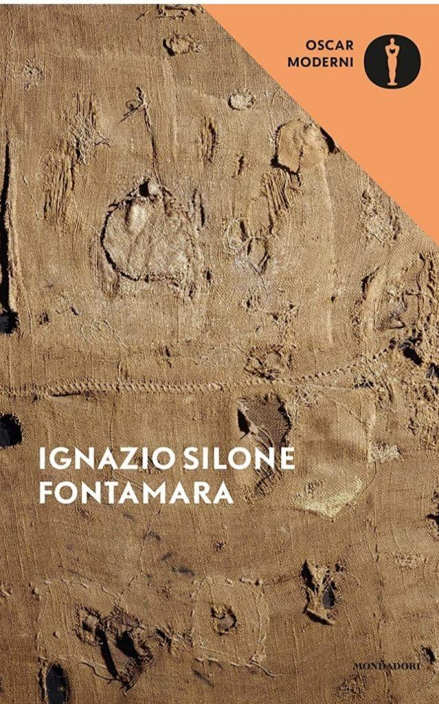 Fontamara: analisi di luoghi e paesaggi. Copertina del libro