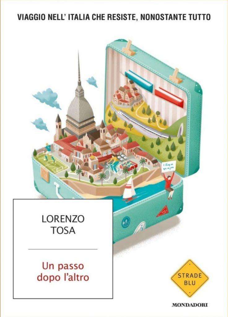 Un passo dopo l'altro - Lorenzo Tosa: cover